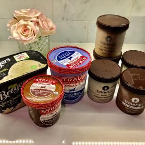 アメリカのお勧めアイス!ベスト3