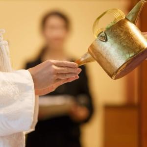 【国際カップル】フランス人と和装して日本で結婚式