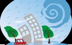 日本終了のお知らせ。温暖化でこれから先「史上最大級の台風」が毎年押し寄せ経済が麻痺する事確定