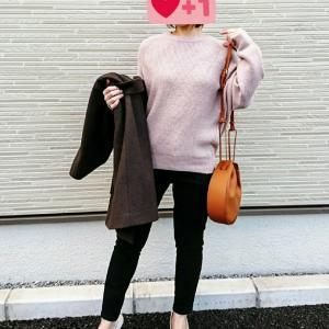 【OVoVO】超感動♡脱ぐのが本気で嫌になる大人気裏起毛デニム♡と、今季No.1バッグ!