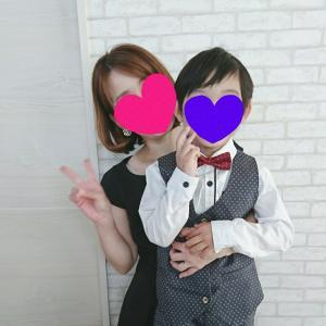 【祝♡入学式コーデ】息子!新一年生おめでとう(o'∀`)♡