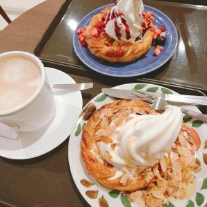 【CAFE】コメダ珈琲よりサンマルクカフェにハマった理由♡/ガーデニング♡