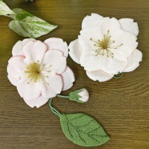 ちりめん細工 奈良八重桜の香袋