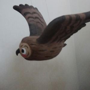 トントゥの仲間「フクロウのペーター」