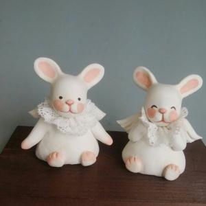 ちっちゃくてかわいい粘土のお人形Ⅱ
