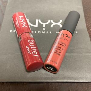 【リピ買い】NYX professional butter lipstick / soft matte lip cream
