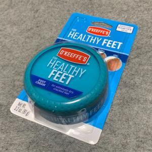 【おすすめ】iHerb O'Keeffe's For Healthy Feet Foot Cream