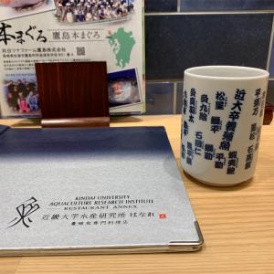 【美味しいは正義】近畿大学水産研究所 はなれ グランスタ東京店