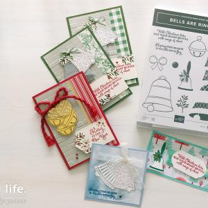 【製品レビュー】クリスマスはもちろん、新年~ウィンターシーズンまで使える「ベルズ・アー・リンギング」