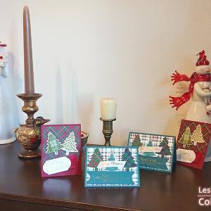 【11月立川クラスの様子】ステキなお家でクリスマスカード作り