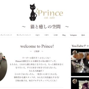 クセになる殿の変ポーズ!【北海道|函館】Cat Cafe Prince