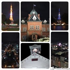 【北海道】夏の終わりの札幌へ【ぼっち旅】