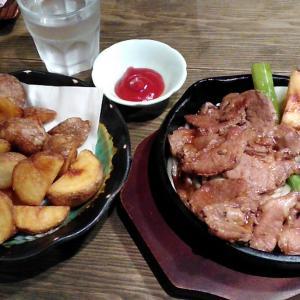 【レストラン】新千歳空港でごはん【ジンギスカン】