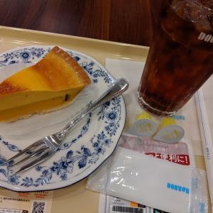 【カフェ】ドトールコーヒーでひといき【スイーツ】