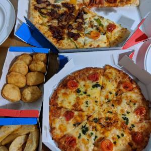 ドミノ・ピザの裏メニューに3kgポテトポテトフライ爆誕!