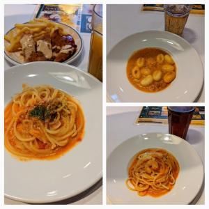 ヴォーノ・イタリアで食べ放題