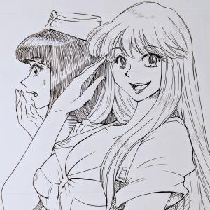 【秋本麗子】今更ですがこち亀に嵌ってます【麻里愛】
