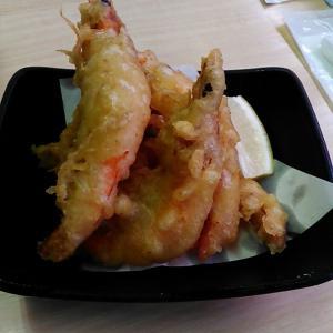 【気になる食べもの】スシローのまるごと海老の柚子胡椒天ぷら