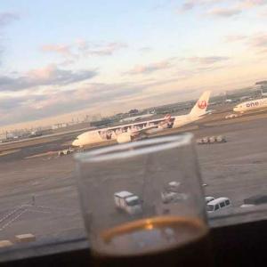 羽田空港から那覇3クール目です。