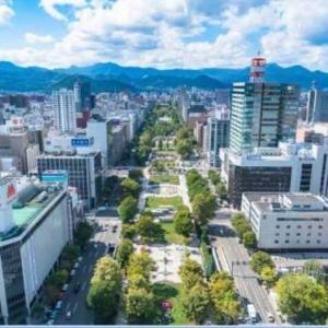 札幌から函館へ20日から23日let's go!