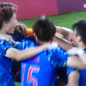 #オリンピックサッカー日本代表PK勝ち!