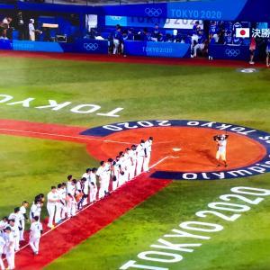 オリンピック野球5-2で日本決勝進出。