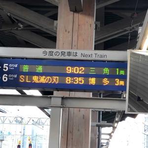鬼滅の刃「無限列車」特別編(私のですよw)