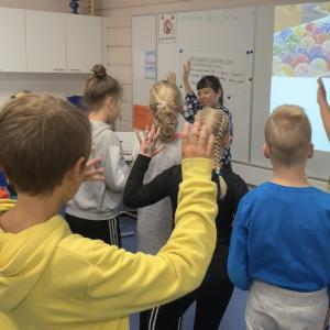 フィンランドGTP第2弾 フィンランドの小学校で教育実習当日 DAY7