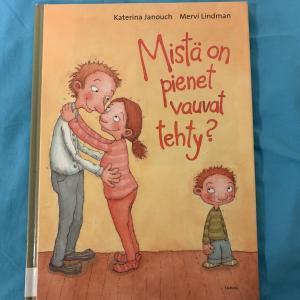 フィンランドの性教育の絵本(幼児編)