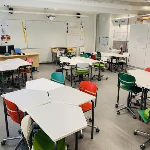 一人一人に配慮したフィンランドの教室環境を公開