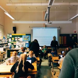 フィンランドのICT教育は日本の10年先をいっている