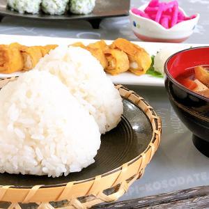 絶品ハマるおにぎりレシピ!伊豆大島の海水100%海の精