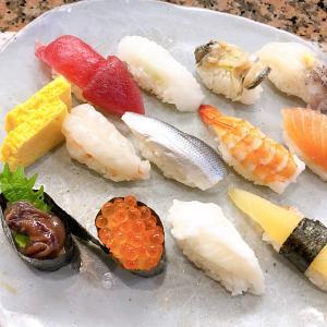 回らないお寿司なんて私には贅沢すぎた[魚いち] 名古屋