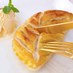 バルミューダdeはじめてのアップルパイ作りトースターレシピ