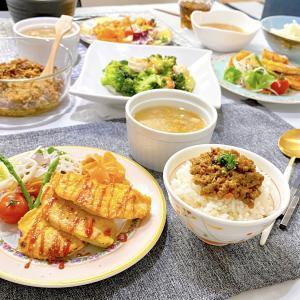 【おうちごはん】ピカタと食べるスープ作り料理の楽しさ倍増