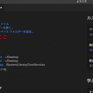 【Ruby】【VSCode】VSCodeを使ってのRuby開発環境の構築【完全初心者向け】【手順のみ】