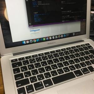 【PC】MacBookAirを購入したので(´・ω・)【レビュー】