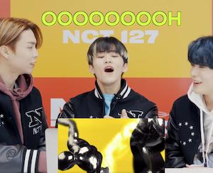 【NCT】nct127 マークがひたすらマークで安心する🙏(涙)