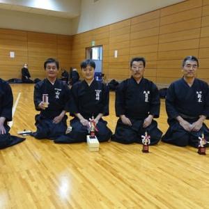 第17回神戸市剣道連盟居合道演武大会