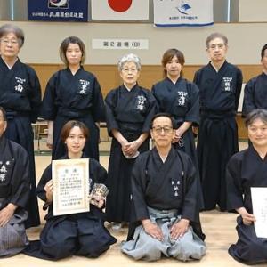 第54回 兵庫県居合道大会