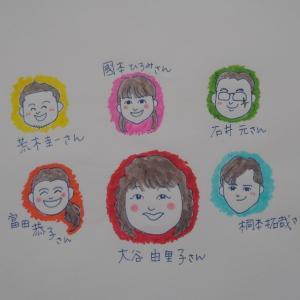 「大谷由里子と5人の仲間たち in生田神社」に行ってきました~