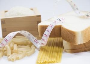 賢く糖質制限でごはんもパンも食べられる