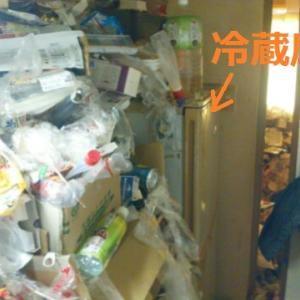 【衝撃!】  ゴミ屋敷に住む女