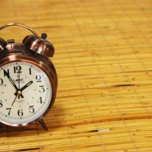 吾輩は猫、でなく時計である。・・・子供が幼い日の思い出【育児子育て】