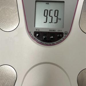 体脂肪率30%超えから始めるダイエット7日目