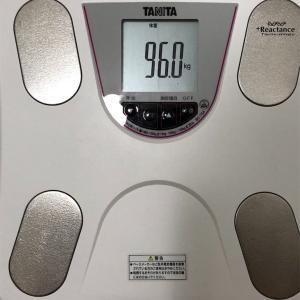 体脂肪率30%超えから始めるダイエット26日目