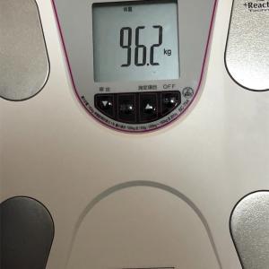 体脂肪率30%超えから始めるダイエット29日目