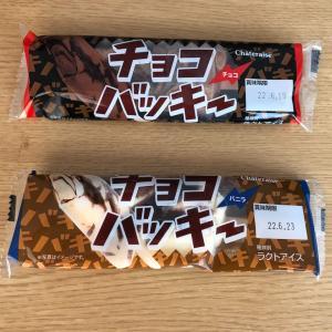 【シャトレーゼ】人気No. 1アイス!チョコバッキーを買ってみた(@ ̄ρ ̄@)あなたはチョコとバニラどちらが好き?