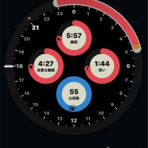 Apple Watchで出来る睡眠品質の見える化!