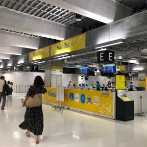 最初で最後のバニラエア搭乗! 成田空港~新千歳 ANA4,000マイルで片道発券!